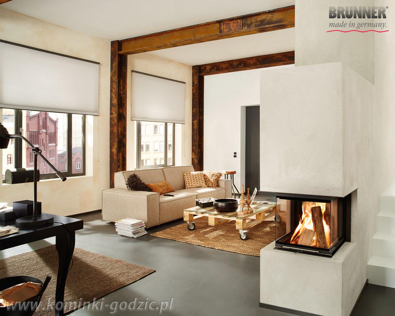 nowoczesne kominki systemowe kominki. Black Bedroom Furniture Sets. Home Design Ideas