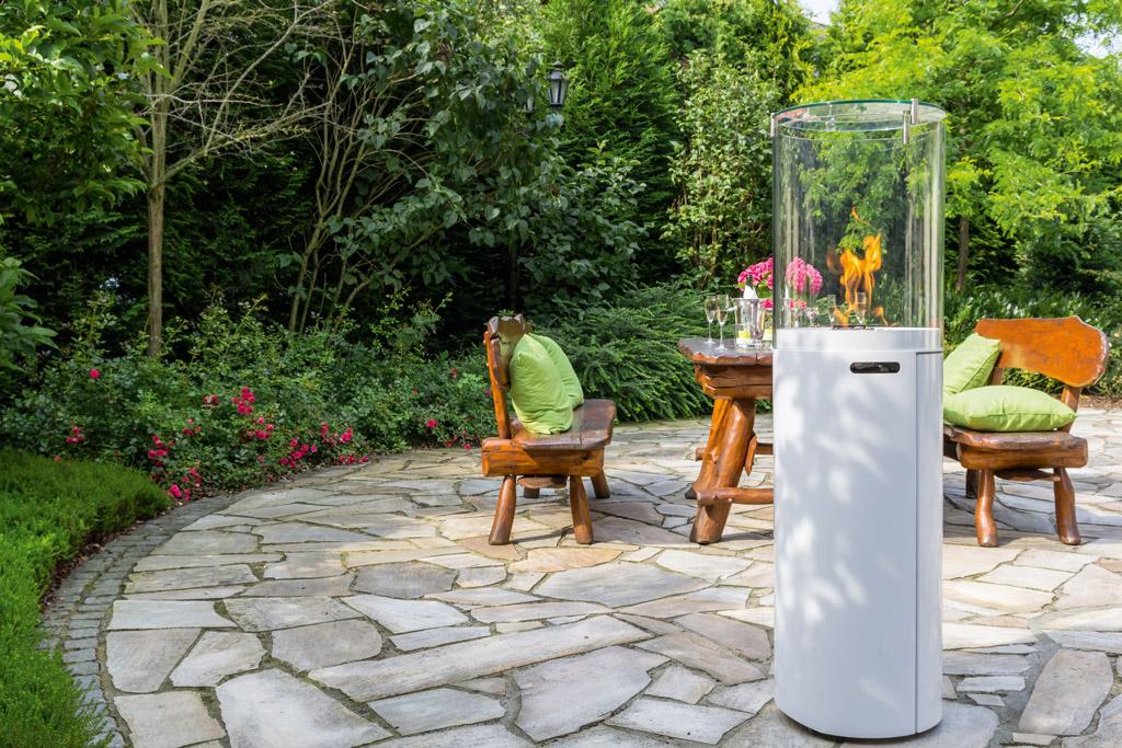 Fuora_R- kominek gazowy na ogród