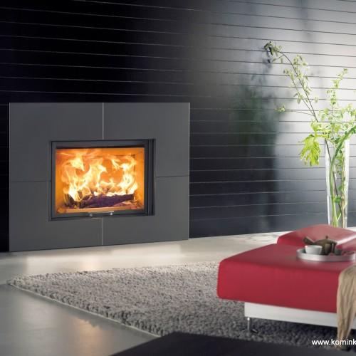 Piecyki kominkowe Astroflamm model -  Fireplace1_2