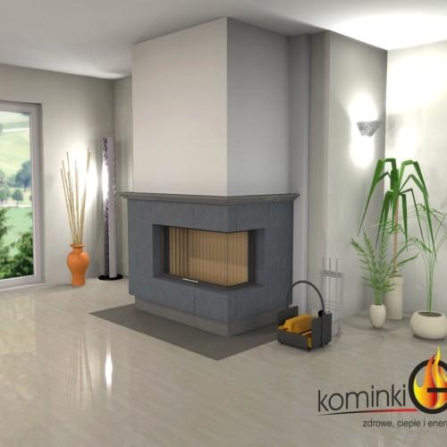 Projekt kominka NR 1064-01