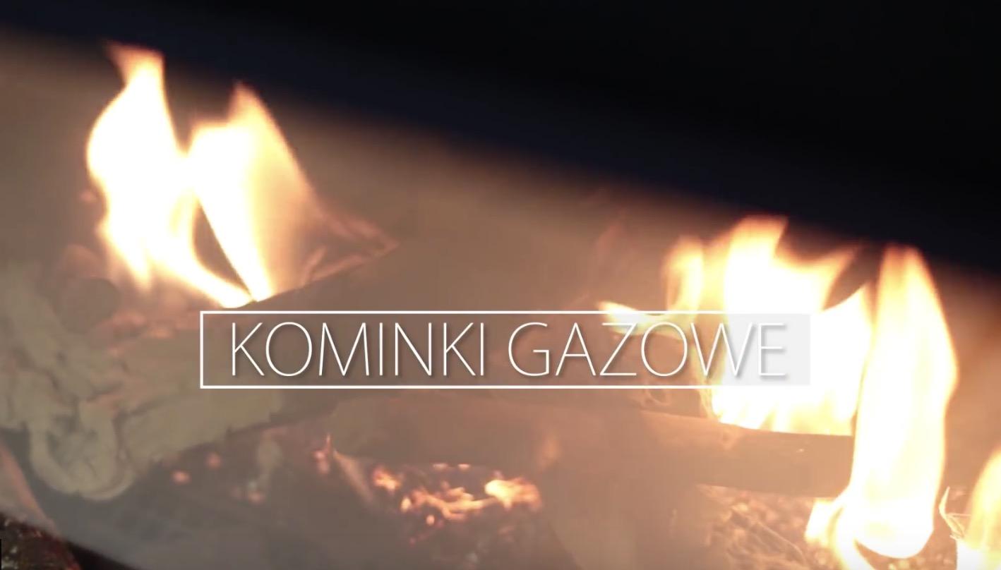 kominek gazowy