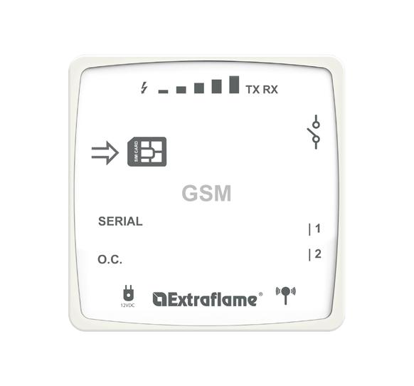 GSM moduł Extraflame obrazek produktu