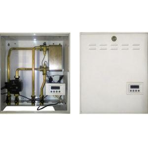Zestaw hydraulicznych separatorów
