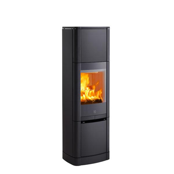 Piec na drewno SCAN 65-9 HT 800x800