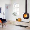 Piec na drewno SCAN 66-1 WALL galeria1200x900