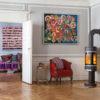 Piec na drewno SCAN 68-10 galeria 1200x900