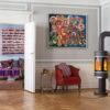 Piec na drewno SCAN 68-9 galeria 1200x900