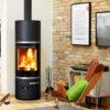 Piec na drewno SCAN 85-6 HIGH TOP_LOWE BASE BP galeria 1200x900