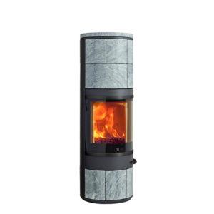 Piec na drewno Scan 83-7 Maxi BP 800x800