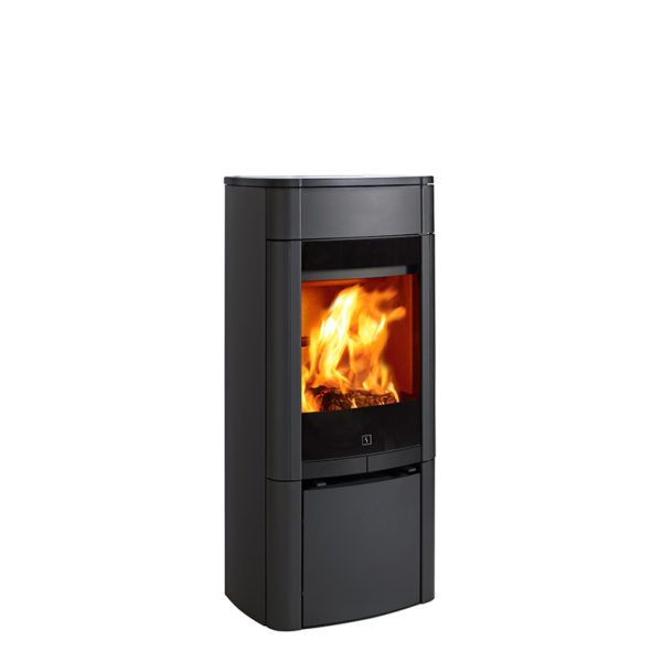 Piec na drewno SCAN 65-1 BP 800x800