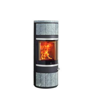 Piec na drewno Scan 83-6 BP 800x800