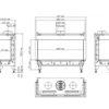Planika VALENTINO LFR rysunek techniczny 1200x900