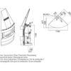 RAFAELLO 12kW rysunek techniczny 1200x900
