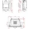 Lina 67 h rysunek techniczny 1200x900