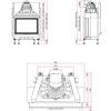 Lina 73 h rysunek techniczny 1200x900