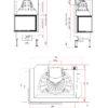 Schmid Ekko L 67(45) h rysunek techniczny