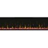 Kominek elektryczny Dimplex Ignite XL 74 czerwony 1200x900