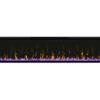 Kominek elektryczny Dimplex Ignite XL 74 fiolet 1200x900
