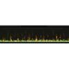 Kominek elektryczny Dimplex Ignite XL 74 zielony 1200x900