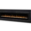 Kominek elektryczny Dimplex Prism 74 czarna rama 1200x900