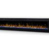 Kominek elektryczny Dimplex Prism 74 niebieski 1200x900