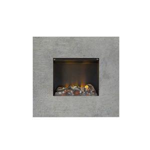 Kominek elektryczny Dimplex Nissum beton S 500x500