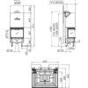 Arte 3RL-60h rysunek techniczny 1200x900