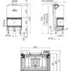 Arte 3RL-80h rysunek techniczny 1200x900