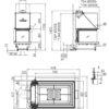 Premium A-U-70h rysunek techniczny 1200x900