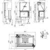 Premium V-2L-68h rysunek techniczny 1200x900
