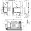 Premium V-2R-80h rysunek techniczny 1200x900