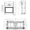Varia 1V-100h rysunek techniczny