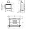 Varia 1V rysunek techniczny