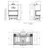 Varia AS-3RLh rysunek techniczny 1200x900