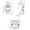 Varia C-45h rysunek techniczny 1200x900