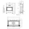 Varia M-100h rysunek techniczny 1200x900