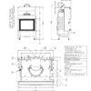 Varia 1Vh H2O XL rysunek techniczny 1200x900