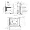 Varia 2Rh H2O rysunek techniczny 1200x900