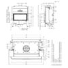 Varia A-FDh H2O rysunek techniczny 1200x900