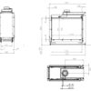 GP110 _79T rysunek techniczny