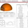 Master Vision 140 Karta techniczna