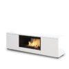 Pure Flame TV Box biaały 800x800