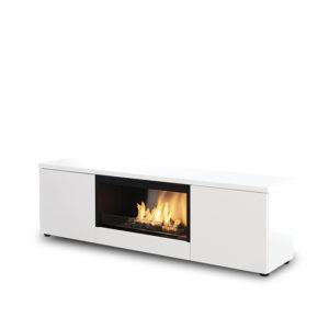 Pure Flame TV Box biaały miniatura