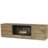 Pure Flame TV Box brąz 800x800