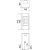 Cadel Prince3 Hydro 23 kW rysunek techniczny